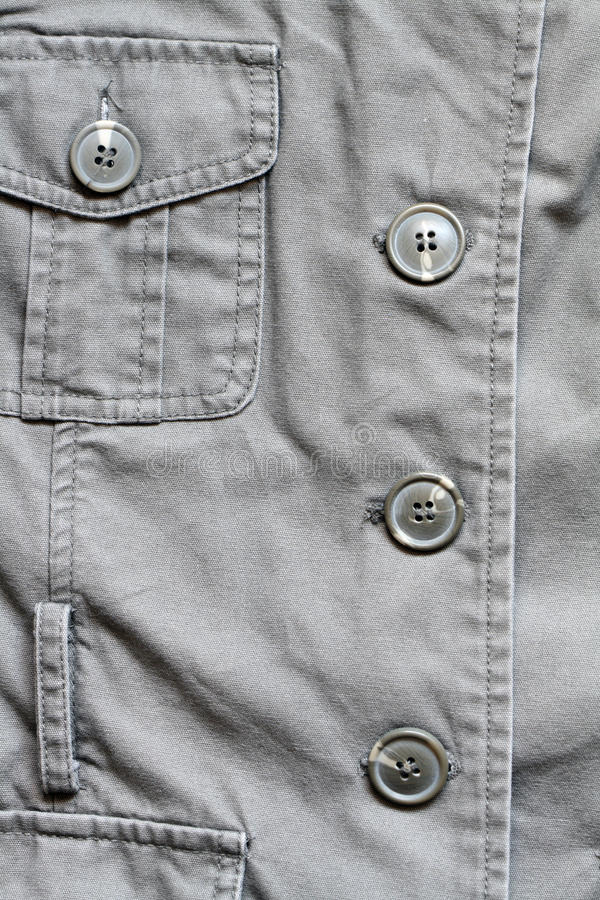 khaka tło kurtka obraz stock