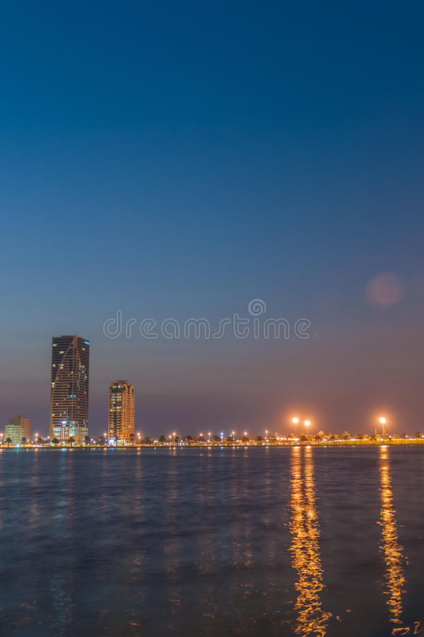 Khalid Lake fotografie stock