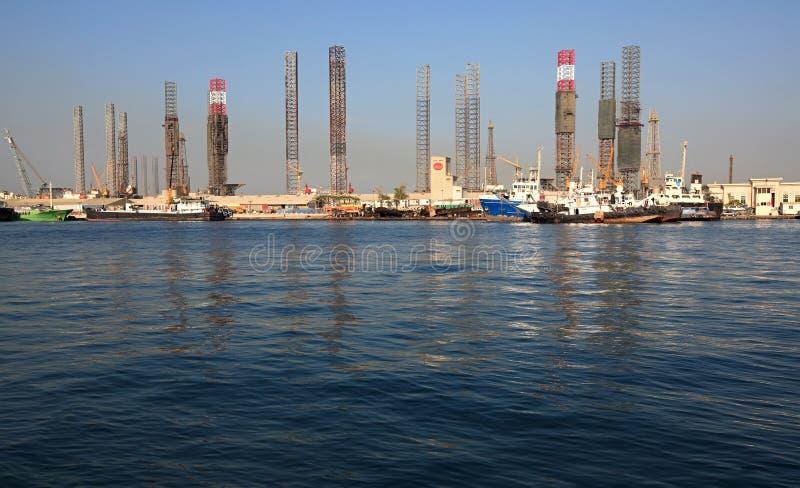 Khalid portuário. imagem de stock