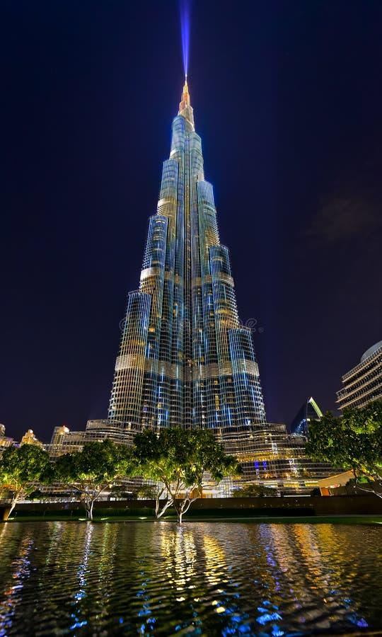 khalifa Дубай burj стоковые изображения