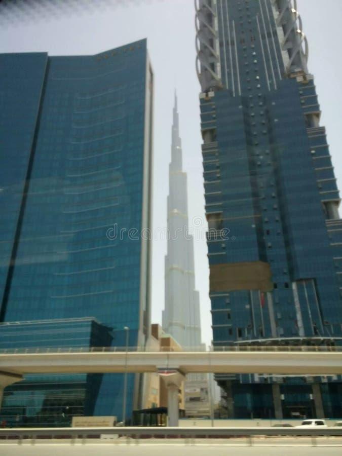 Khalifa Sandwich foto de archivo libre de regalías