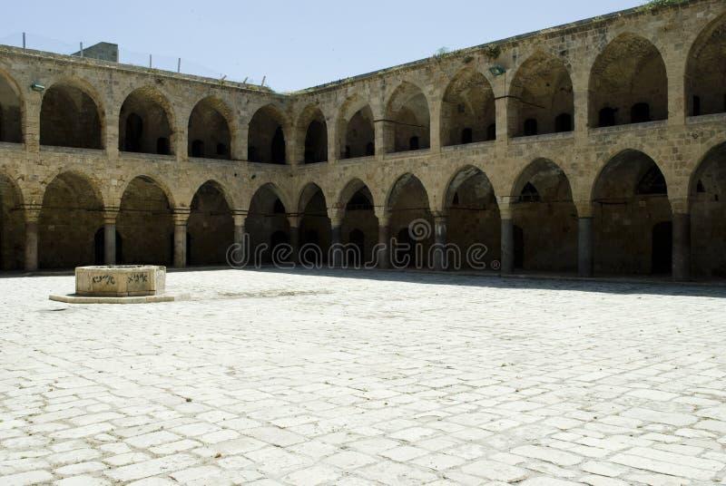 Khan Al-Umdan in Akko (Acre)