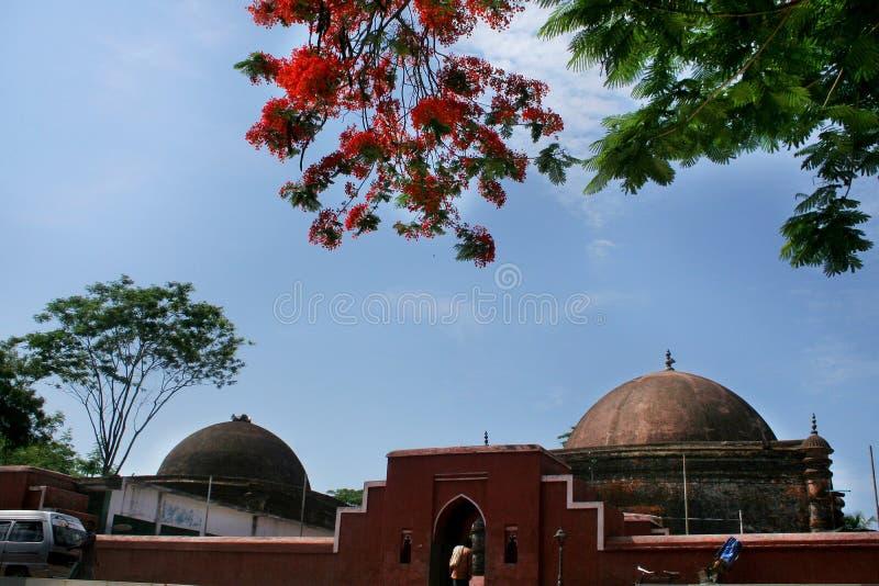 Khan Jahan Ali Tomb. Bagerhat, Bangladesh royalty free stock photos