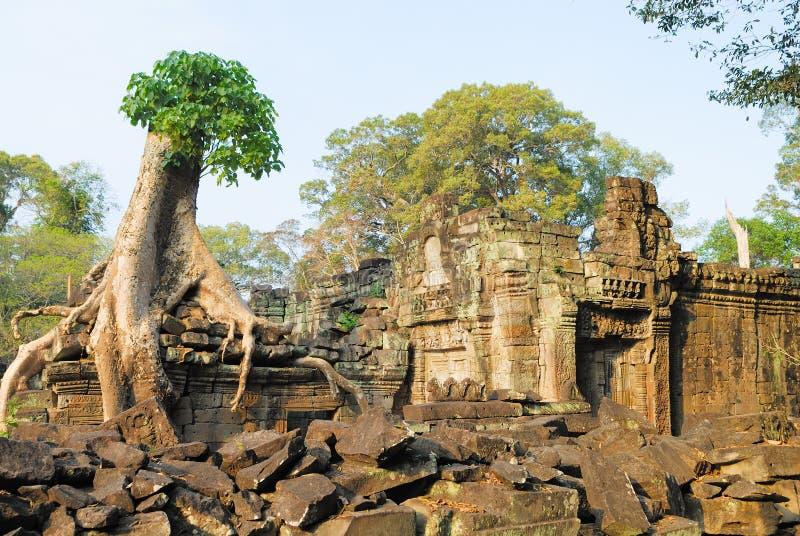 khan preahtree royaltyfri fotografi