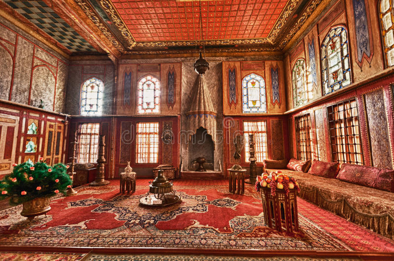 Khan's Palace royalty free stock images