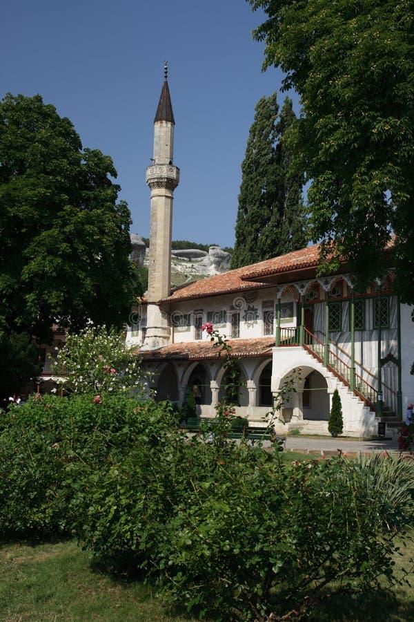 Khan's Palace royalty free stock image