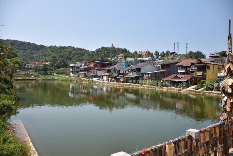 Khanjanaburi stock fotografie