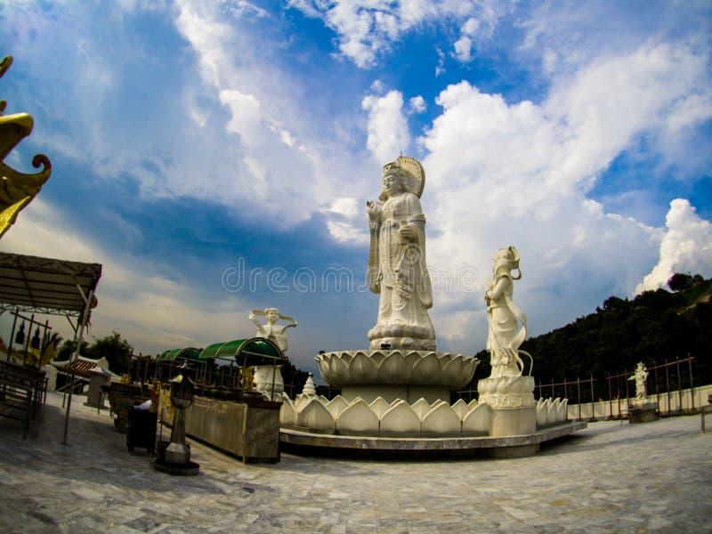 Khao Kho Hong Mountain, Hat Yai Tailândia imagem de stock royalty free
