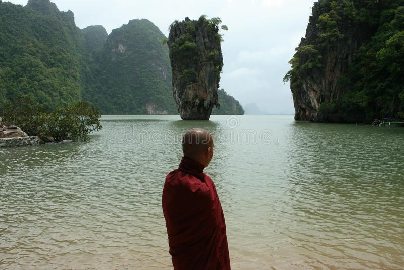 Khao Phing Kan 01 στοκ εικόνες