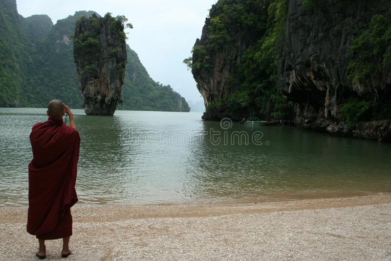 Khao Phing Kan 02 στοκ εικόνα
