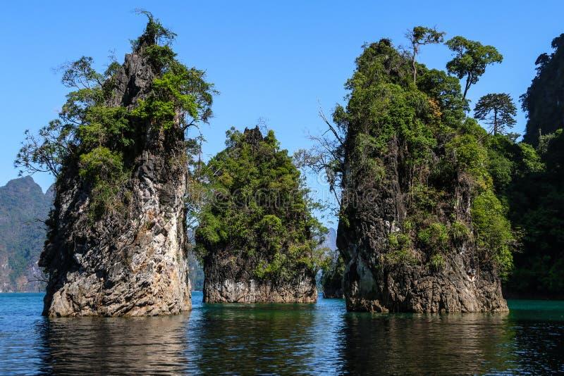Khao Sam kler lub Guilin Tajlandia obrazy royalty free