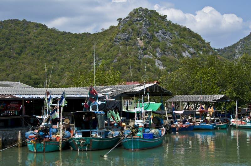 Khao Sam Roi Yot royaltyfri fotografi