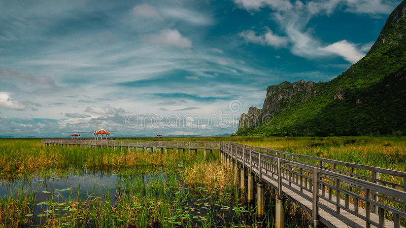 Khao Sam Roi Yot National Park, Thailand stockfoto