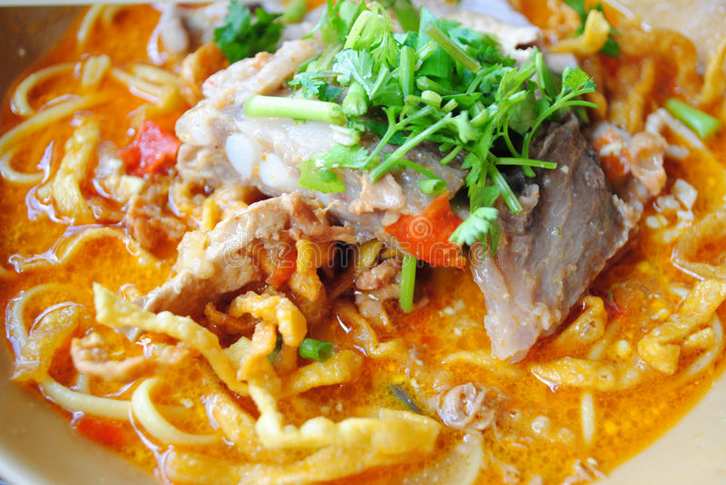 Download Khao soi stock photo. Image of yummy, food, noodle, asia - 29710294
