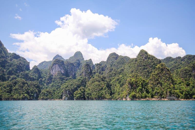 KHAO SOK National Park, Suratthani Thaïlande images stock