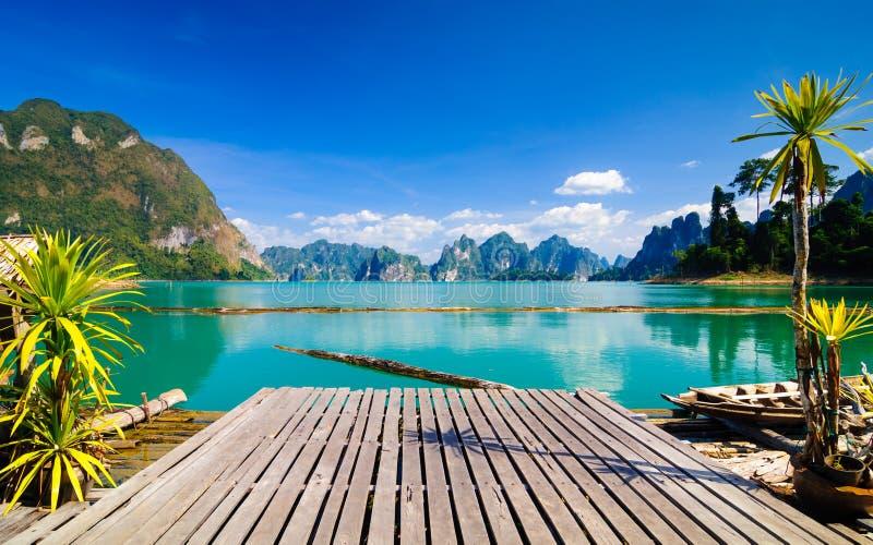 Khao Sok National Park, Tailândia fotografia de stock