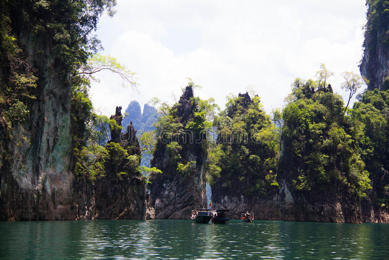 Khao Sok National Park, Tailandia fotos de archivo
