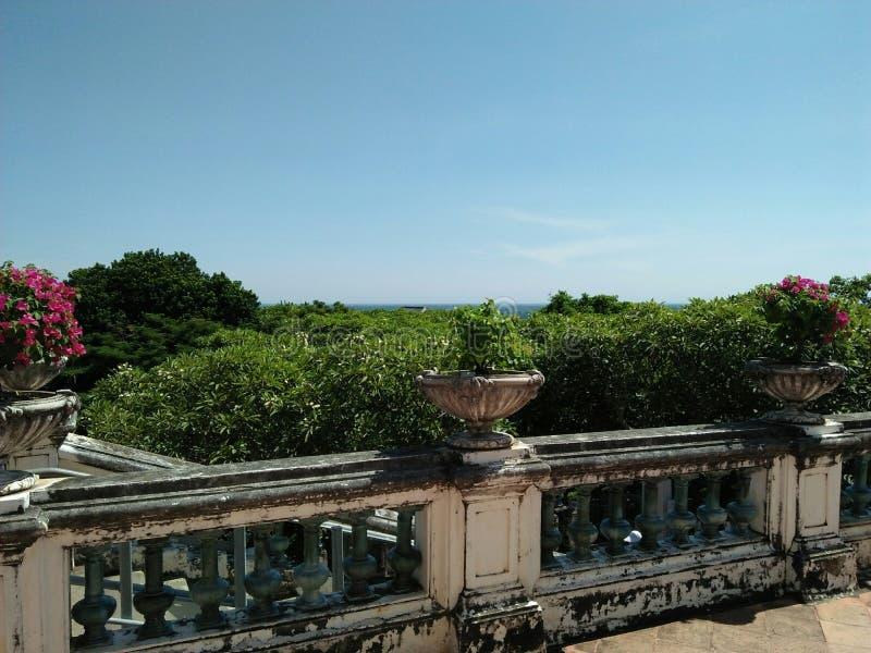 Khao Wang Phra Nakhon Khiri fotografia stock