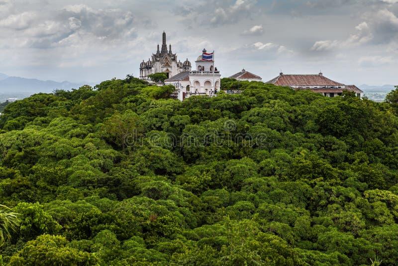 Khao Wang And Phra Nakhon Khiri Palace Stock Photography