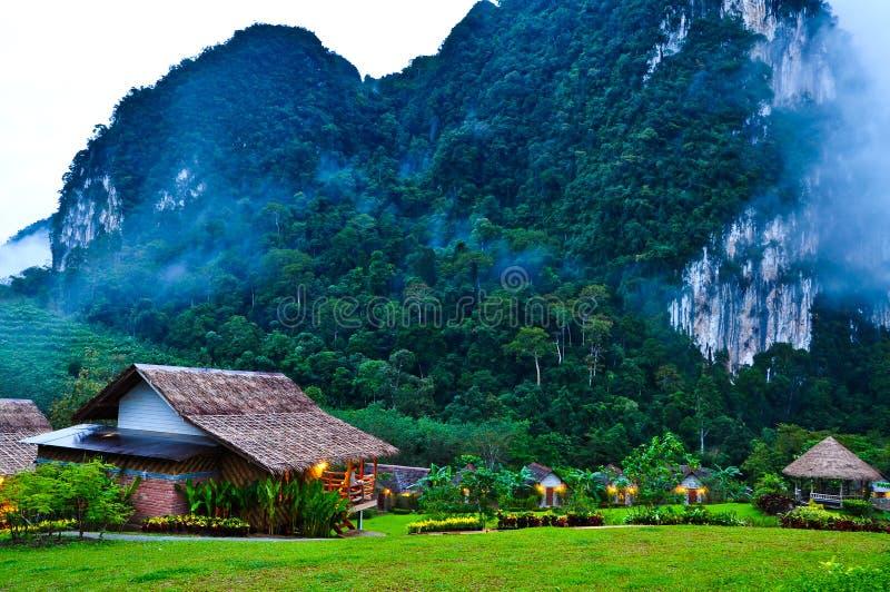 khaosok φύση Ταϊλάνδη στοκ εικόνα