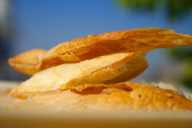 Khari: Um café da manhã indiano para os pobres fotos de stock