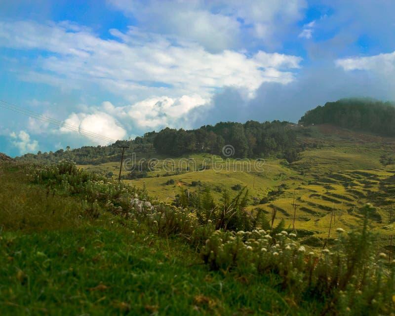 Kharidhunga, Nepal fotografia stock