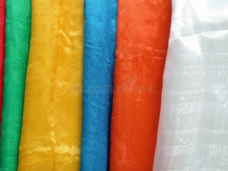 Download Khata tybetańskiej szaliki zdjęcie stock. Obraz złożonej z turystyka - 41208