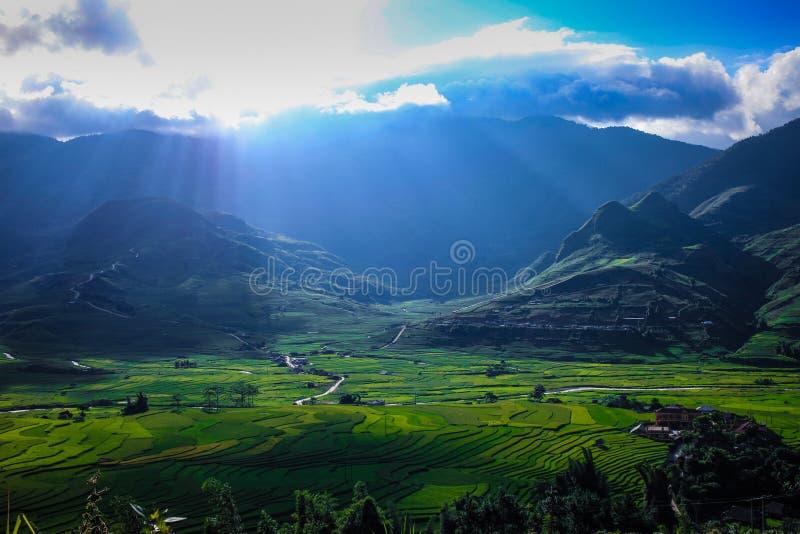 Khau phadal royaltyfria bilder