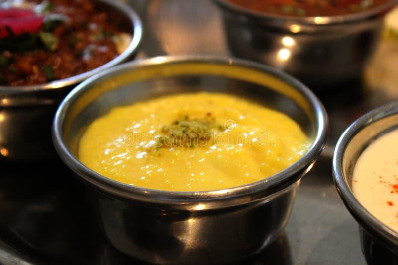 Kheer indien de dessert images stock