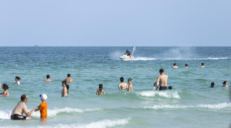 Khem wakacje na dennych plażach, Phu Quoc zdjęcie stock