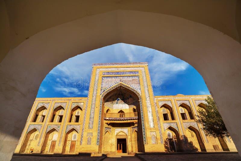 Khiva royalty-vrije stock foto's