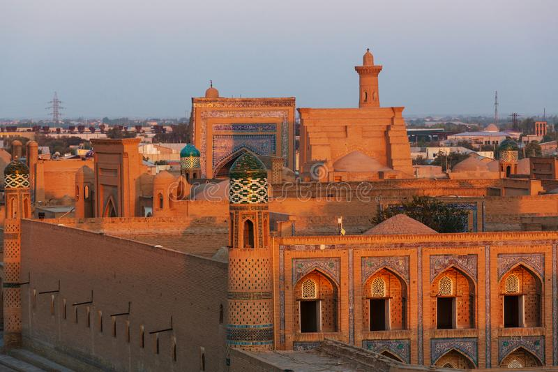 Khiva stock foto's