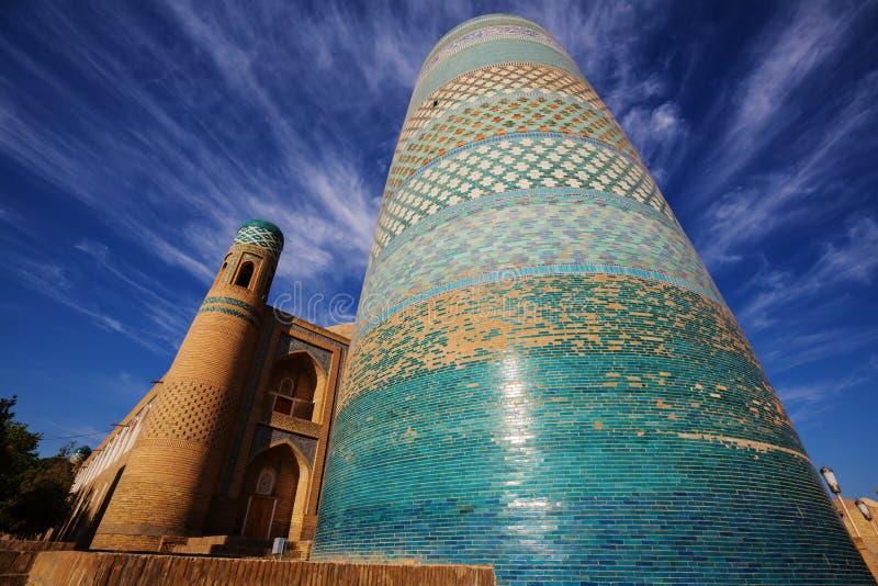 Khiva obraz stock