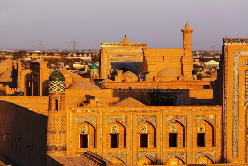 Khiva zdjęcie royalty free
