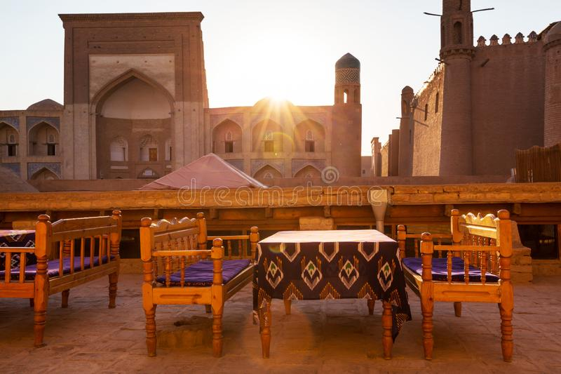 Khiva obraz royalty free