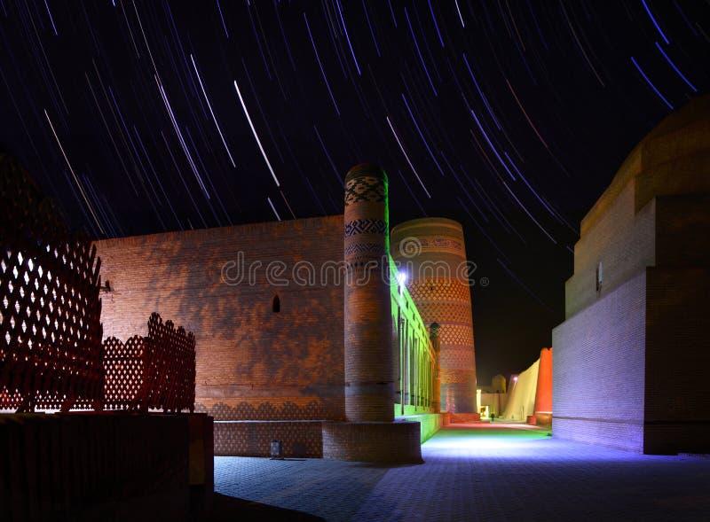 Khiva royaltyfri foto