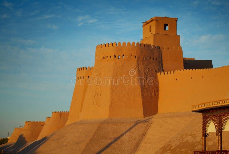 Khiva стоковое изображение rf