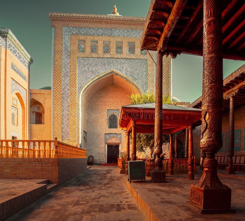 Khiva στοκ εικόνα με δικαίωμα ελεύθερης χρήσης