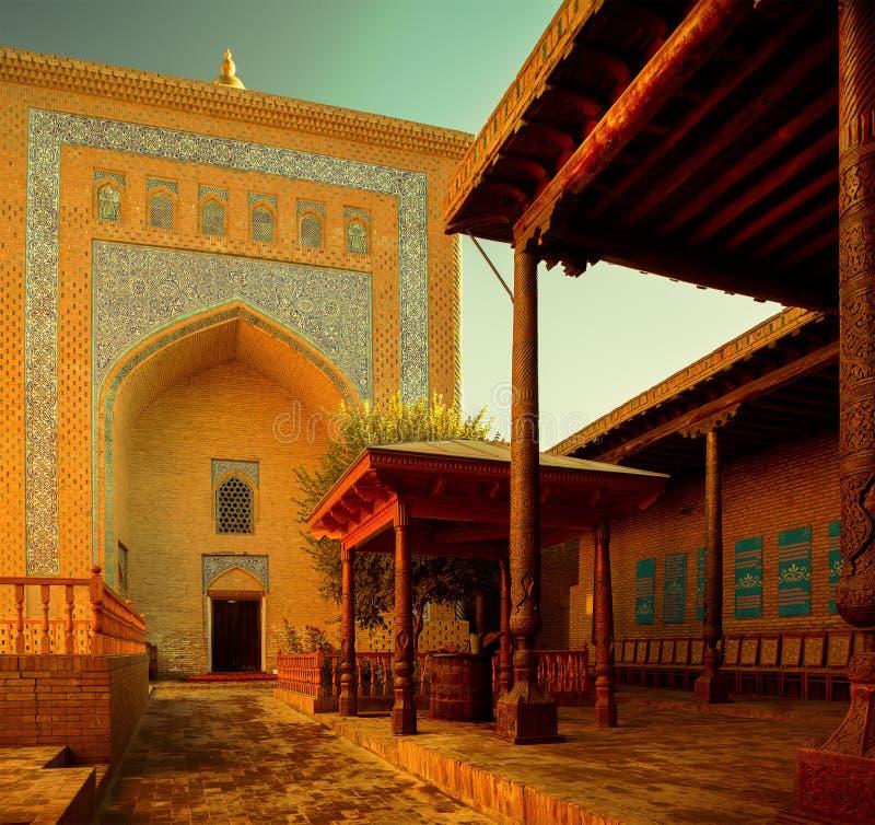 Khiva royaltyfri bild