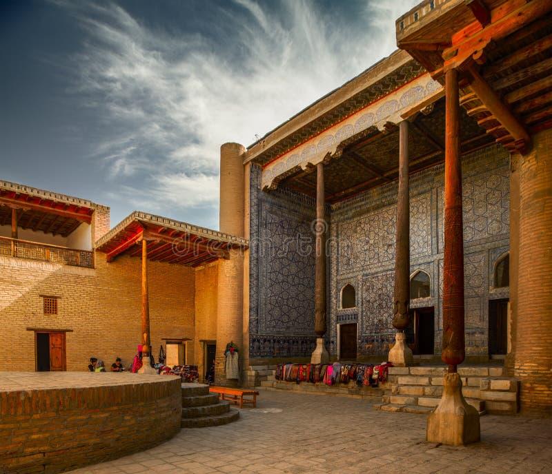 Khiva arkivbilder