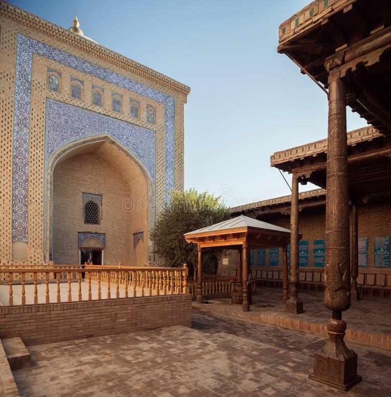 Khiva стоковые фотографии rf