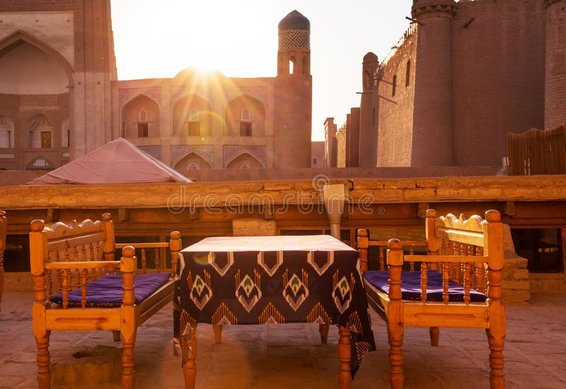 Khiva zdjęcia stock