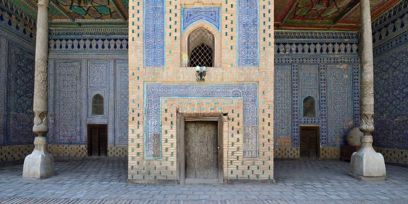 Khiva, l'Ouzbékistan, itinéraire en soie photos stock