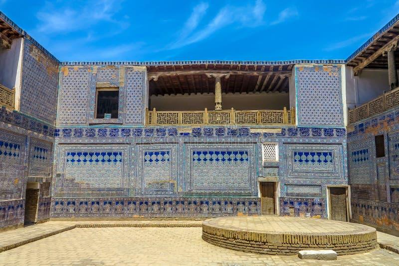 Khiva Stary miasto 78 obrazy stock