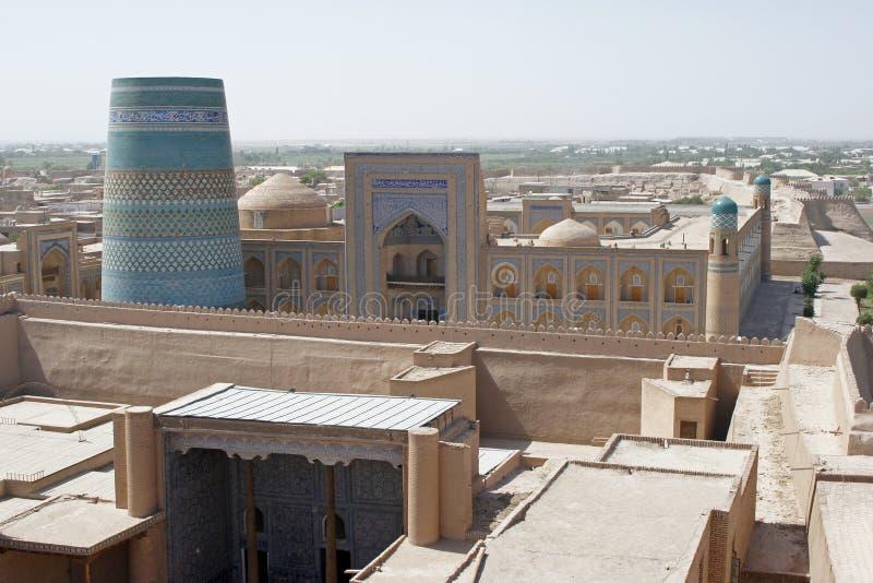 Khiva, Uzbekistan images stock
