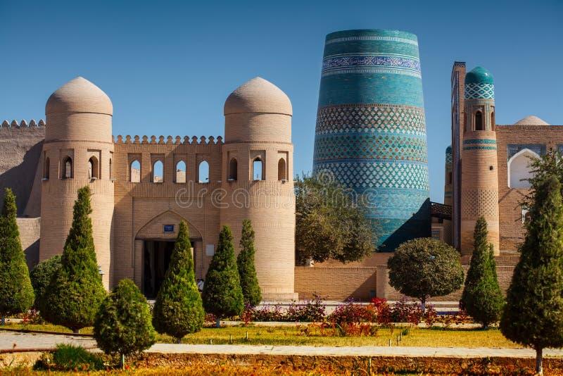 Khiva royalty free stock photography