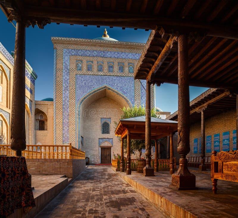 Khiva royalty free stock photos