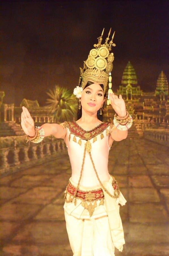 Download Khmer apsara dance editorial stock image. Image of asian - 20731384