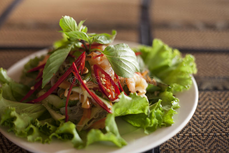 Khmer Food. Seafood khmer food plate. See my other works in portfolio stock photography