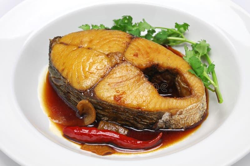 Kho del Ca thu, cocina vietnamita fotografía de archivo